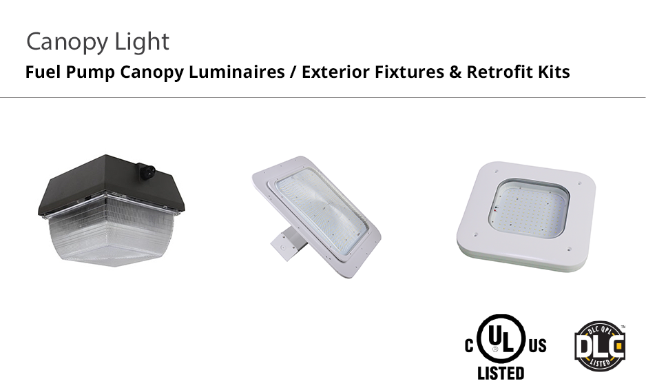 oulighting canopy led light